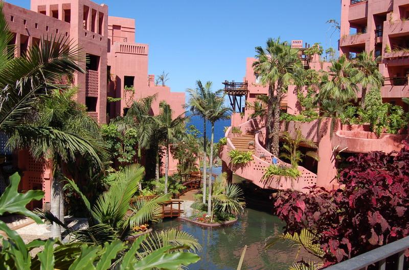 Gran hotel abama resort spa melvin villarroel - Hotel abama tenerife ...